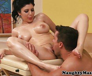 Escena hentai español xxx de sexo desnudo en sauna (celebridad)
