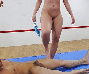 Increíble modelo (11), desnuda, mostrando sus xvideos gratis en español piernas con sexy mules